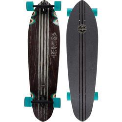 Longboard Classic blauw 95 cm