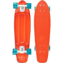 Cruiser skateboard Big Yamba rood/blauw