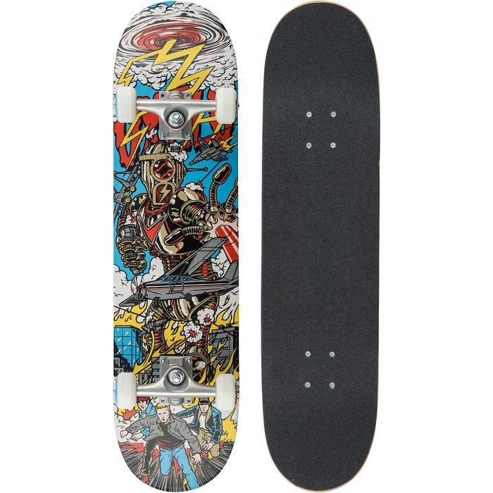 Skateboard SKATE MID500 ROBOT - 1134035