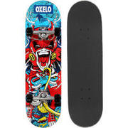 SKATEBOARD MID 100 GAMER 3 - 7 GOD CRVENI