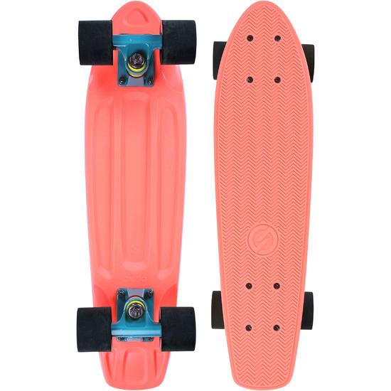 Cruiser skateboard Yamba blauw koraal - 1134037