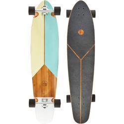 Longboard Bamboe Bauhaus - 1134041