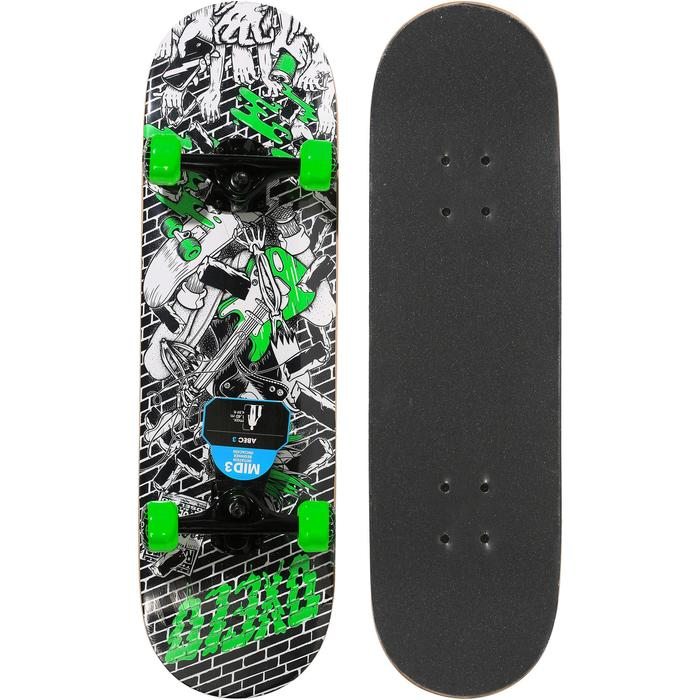 Skateboard junior MID 3 GAMER - 1134046