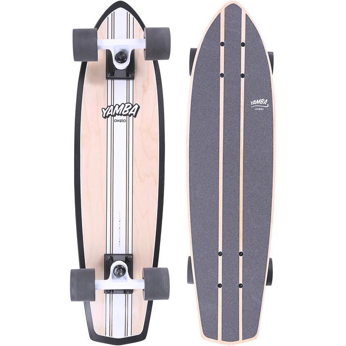 Cruiser Skateboard YAMBA BOIS Classic - 1134051
