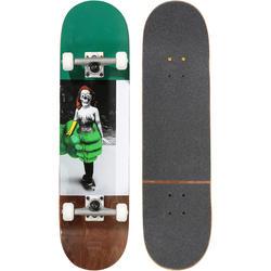 Skateboard Team Fury Pom Pom