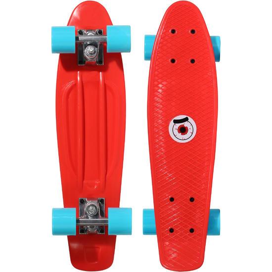 Plastic miniskateboard kinderen - 1134061