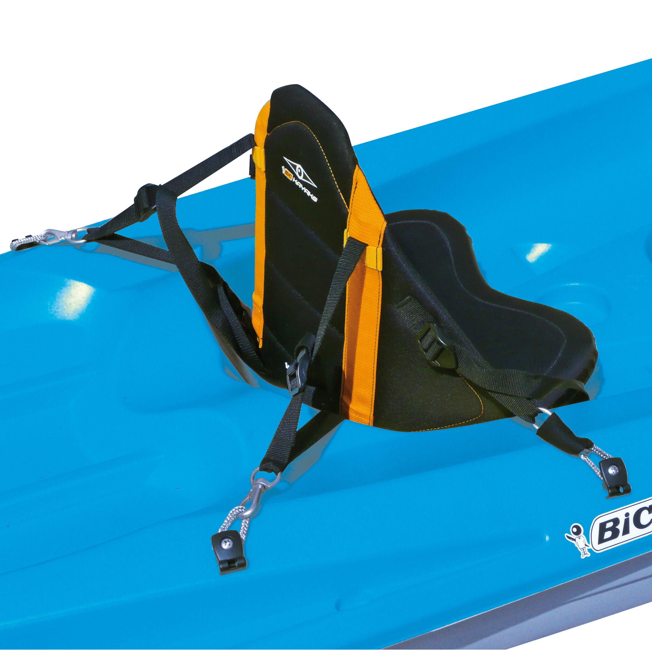 bic kayaks standaard rugsteun voor kajak. Black Bedroom Furniture Sets. Home Design Ideas