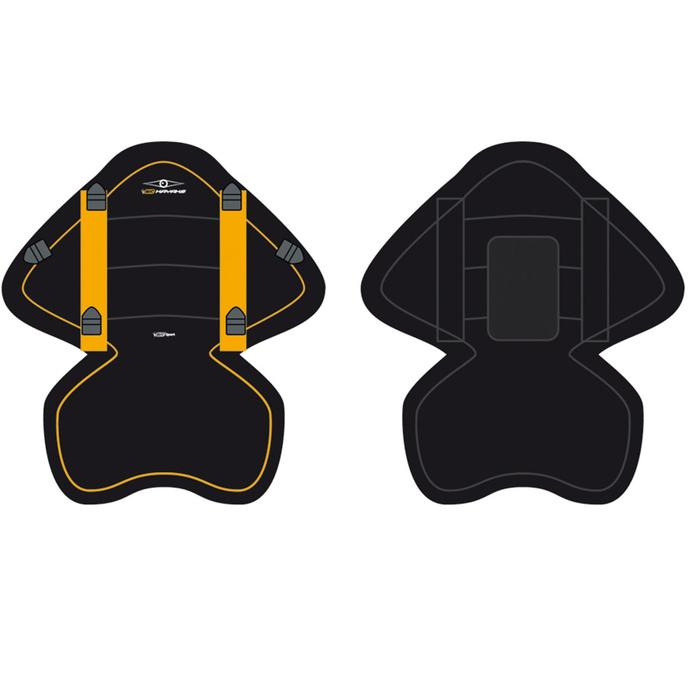 Standaard zitje voor kajak of kano BIC