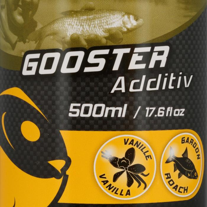 ADDITIF LIQUIDE PECHE AU COUP GOOSTER ADDITIV VANILLA L CAPERLAN