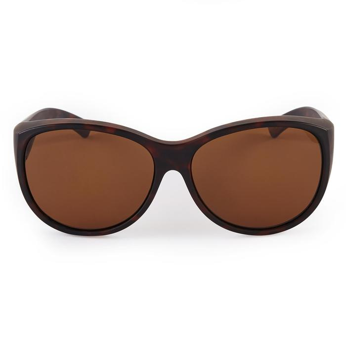 Sur-lunettes COVER 500 W marron verres polarisants catégorie 3 - 1134111