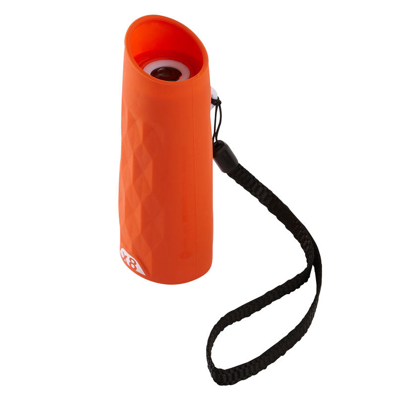 MH M 120 Children's Hiking Monoculars x8 Magnification without adjustment-Orange