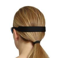 Неопреновий фікусувальний ремінець для окулярів Strap 160 - Чорний