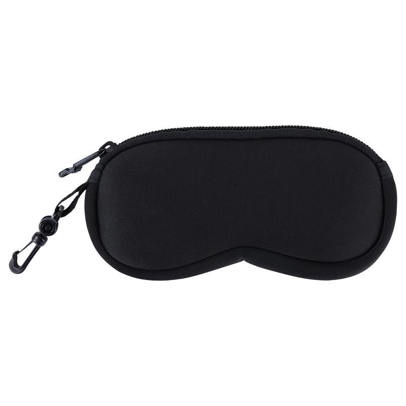 Semi-Rigid Neoprene Case For Glasses CASE 500 S - Black