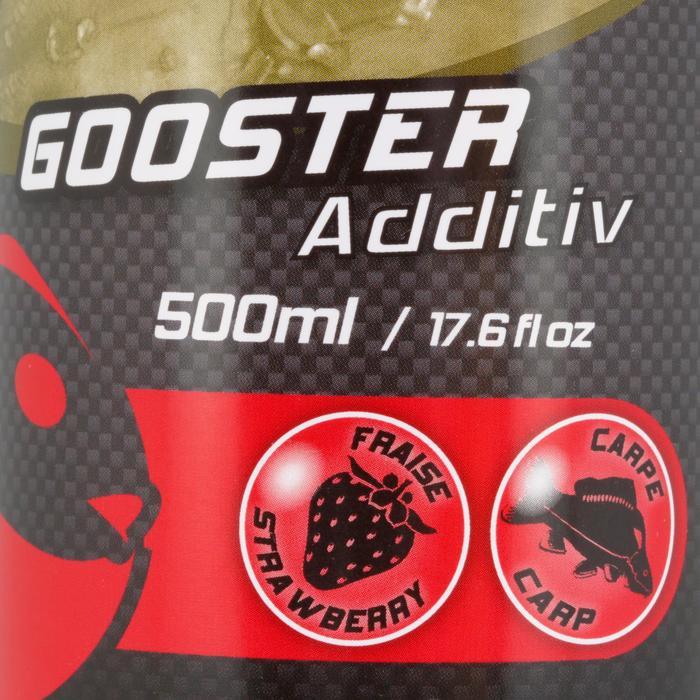 Aditivo líquido para pesca al coup GOOSTER ADDITIV STRAWBERRY L