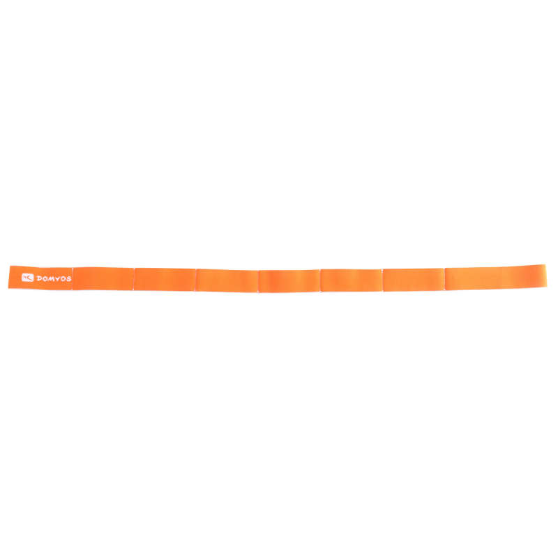 TONING EQUIPMENT Fitness and Gym - Resistance Band 500 - High DOMYOS - Fitness and Gym