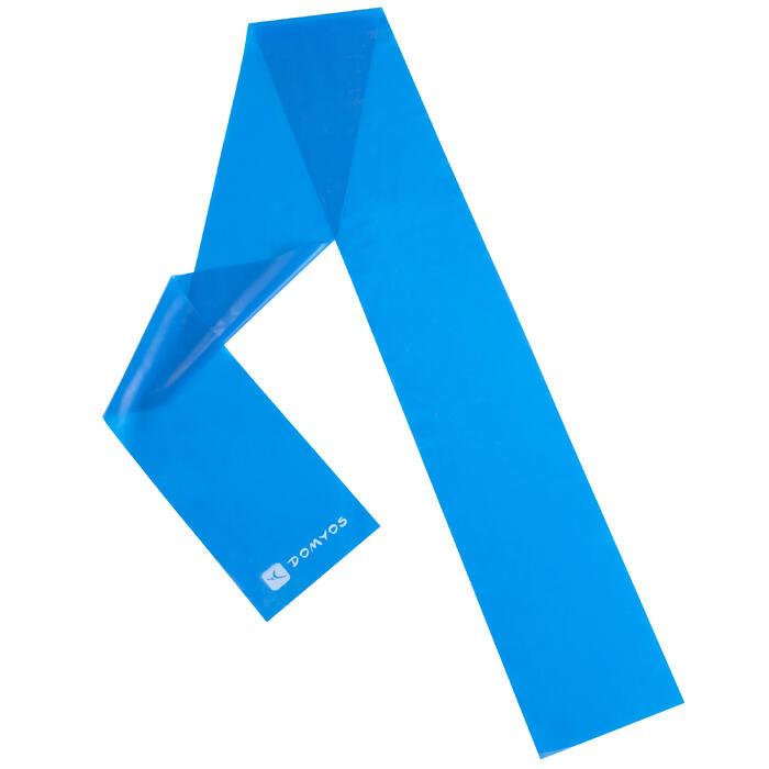 Weerstandsband voor figuurtraining of gym medium - 1134223