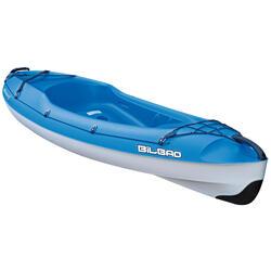 Canadese kano / zee kajak Bilbao blauw 1 persoon - BIC