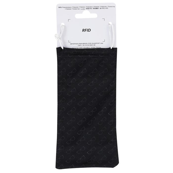 Funda de tela limpiadora de microfibra para gafas MH ACC 120 negro
