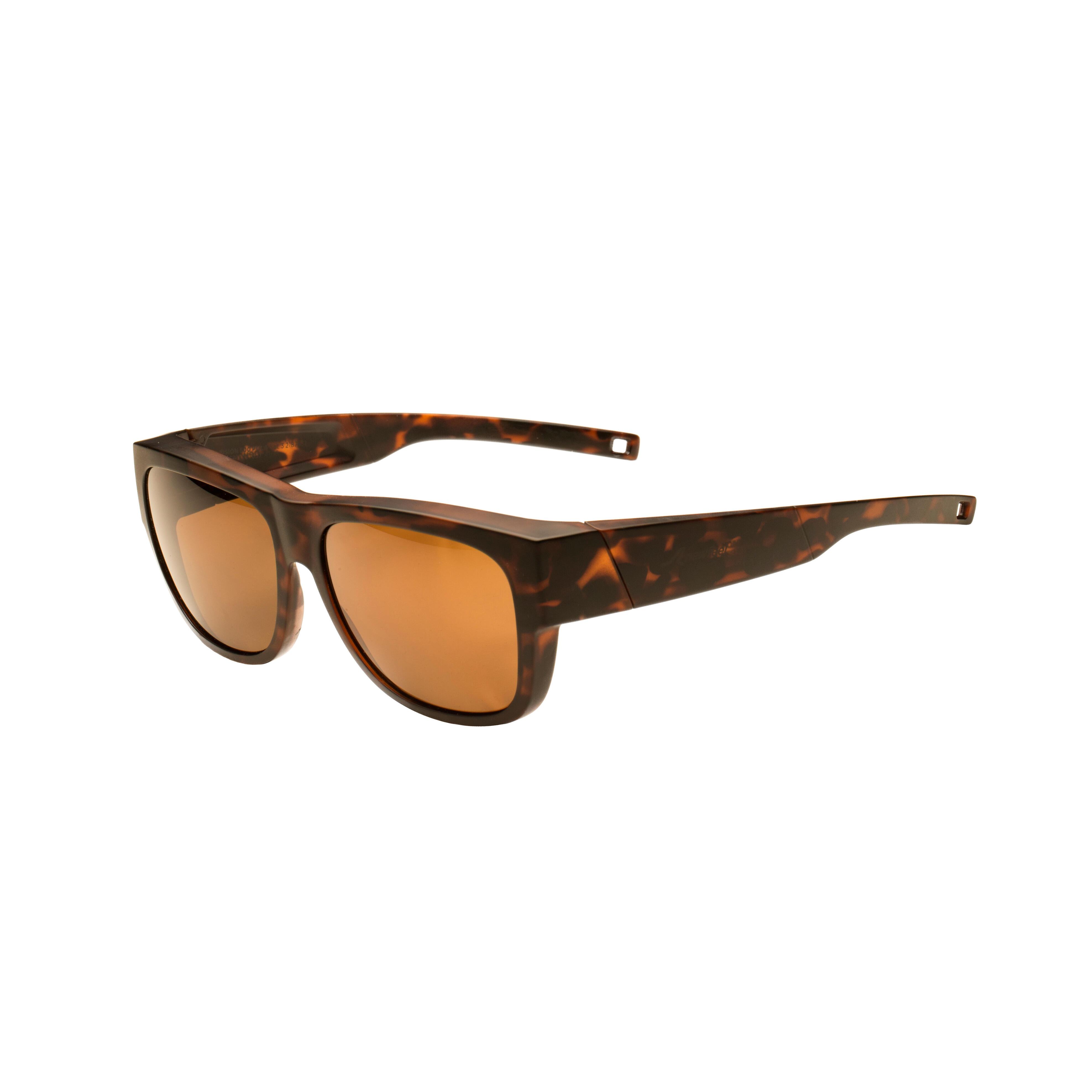 Orao Overbril Vision 500 Suncover bruin polariserende glazen categorie 3 thumbnail