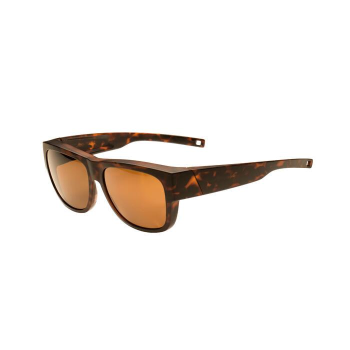 Sur-lunettes VISION COVER 500 verres polarisants catégorie 3 - 1134361