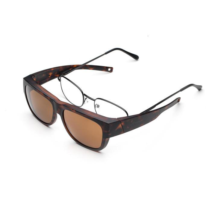 Sur-lunettes VISION COVER 500 verres polarisants catégorie 3 - 1134365
