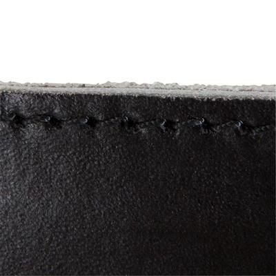 Ceinture lombaire musculation cuir