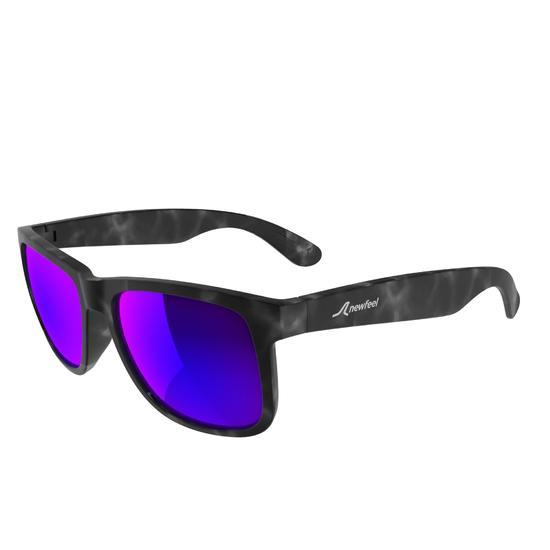 Zonnebril Walking 400 voor sportief wandelen, volwassenen categorie 3 - 1134498