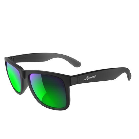Zonnebril Walking 400 voor sportief wandelen, volwassenen categorie 3 - 1134518