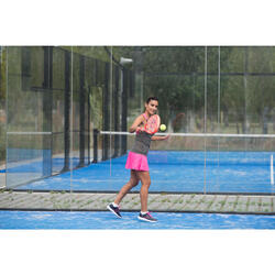 JUPE DE TENNIS SK LIGHT 900 ROSE KHAKI