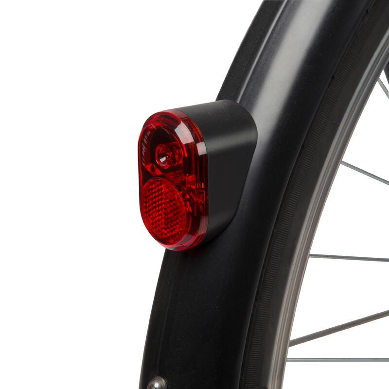 Elops Rear Dynamo Bike Light - Black