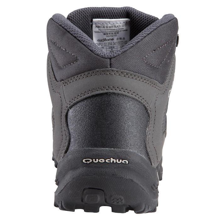 Chaussures de randonnée Nature homme Arpenaz 50 Mid. - 113495