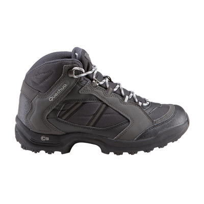 Arpenaz 50 Mid Nature Men's Hiking Boots.