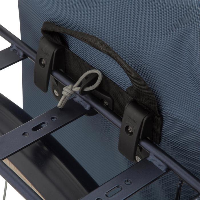 fahrradtasche 500 f r gep cktr ger wasserdicht 20 l b 39 twin. Black Bedroom Furniture Sets. Home Design Ideas