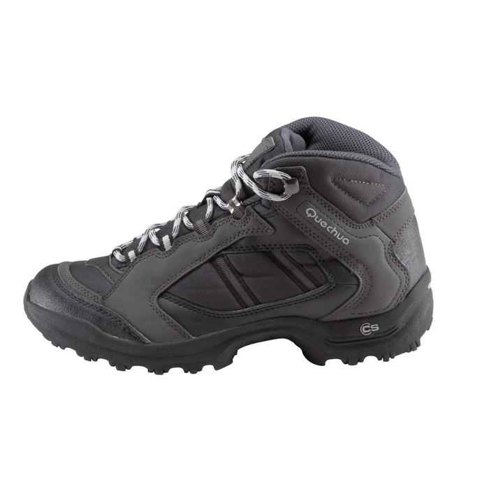 Zapatillas senderismo en la naturaleza hombre Arpenaz 50 Mid