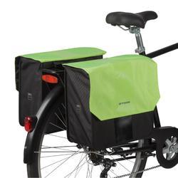 500 Double Rear Pannier Bike Bag - 2 x 20L