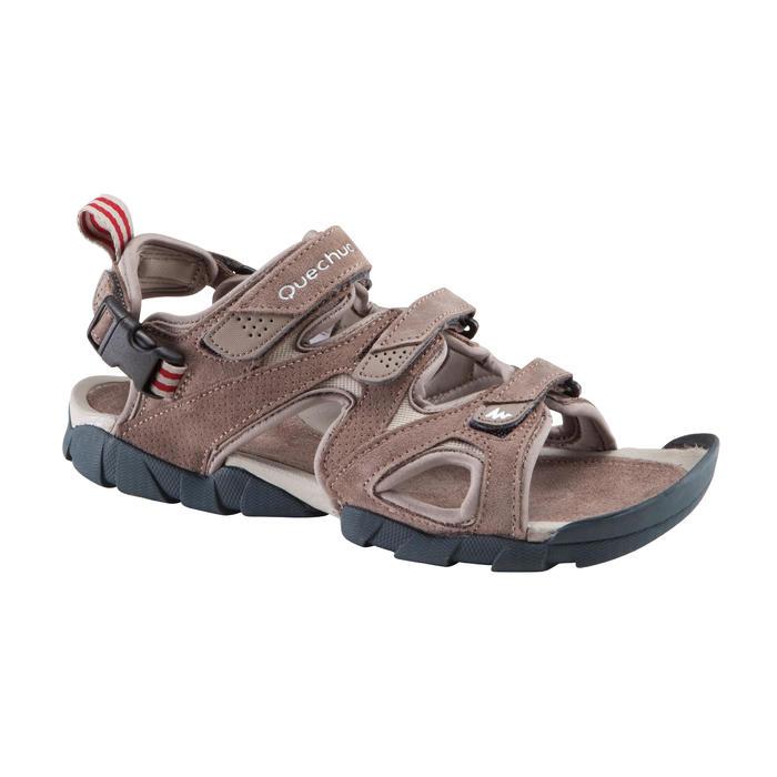 Sandal leo núi dã ngoại Arpenaz 200 cho nam - Be