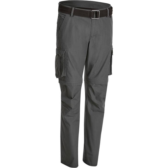 Pantalon modulable TRAVEL 100 HOMME - 1135550