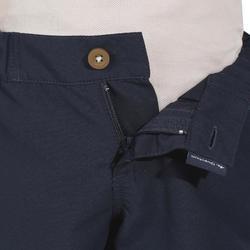 Hike 100 Boys' Hiking Shorts - Blue