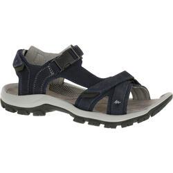 Men's ARPENAZ 120 hiking sandals, navy blue