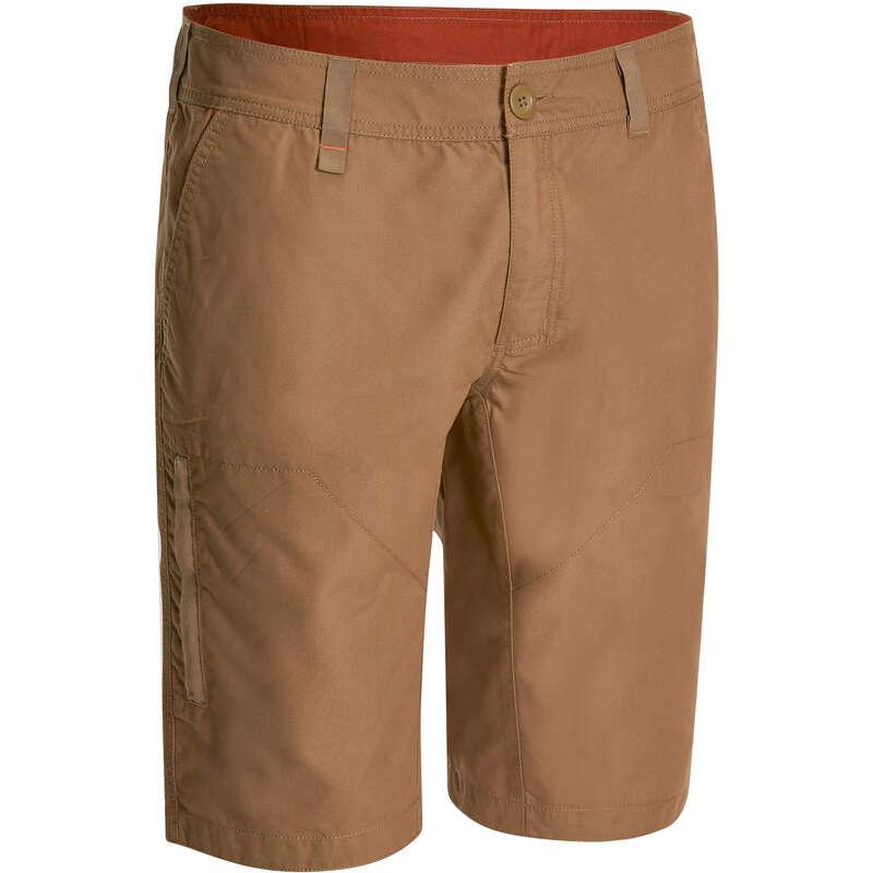 Wandershorts, -shirts Herren Naturwandern Wandern - Wandershorts NH500 Herren QUECHUA - Wanderhosen, Shorts und Röcke