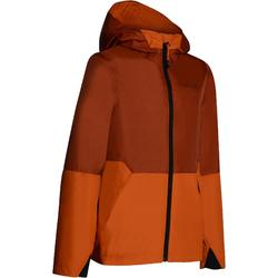 Wanderjacke MH500 Kinder rot/orange