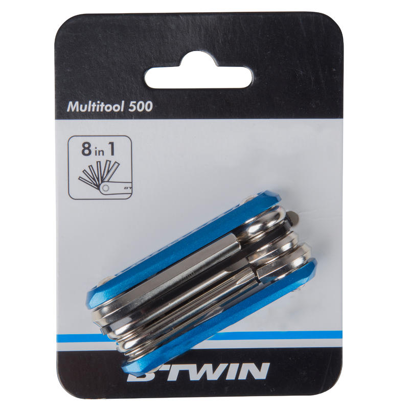 500 Bike Multitool - Blue