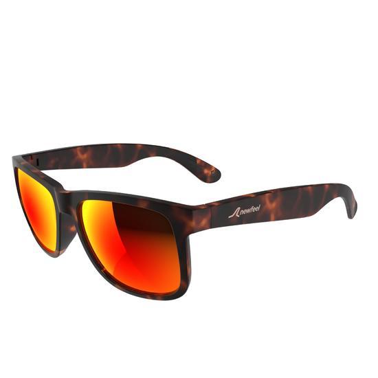 Zonnebril Walking 400 voor sportief wandelen, volwassenen categorie 3 - 1135826