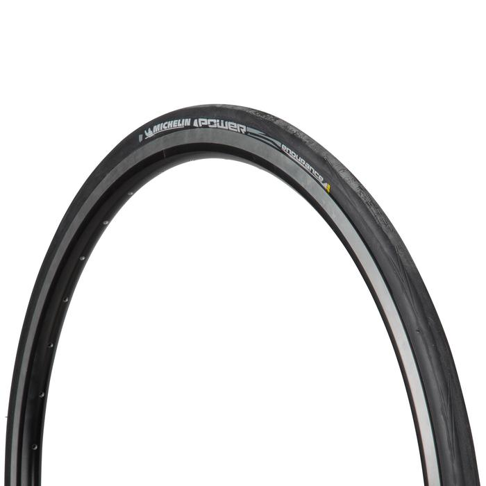 PNEU ROUTE POWER ENDURANCE 700x25 TRINGLES SOUPLES / ETRTO 25-622