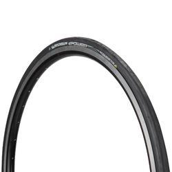 Fahrradreifen Faltreifen Rennrad Power Endurance 700x25 (25-622) schwarz