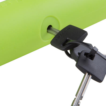 Cadenas vélo U 920 art2 + câble