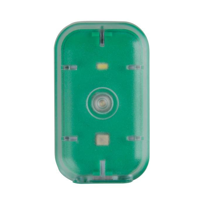 ECLAIRAGE VELO LED VIOO CLIP 500 AVANT/ARRIERE USB - 1135891