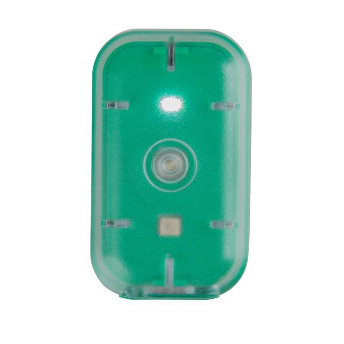 ECLAIRAGE VELO LED VIOO CLIP 500 AVANT/ARRIERE USB - 1135892