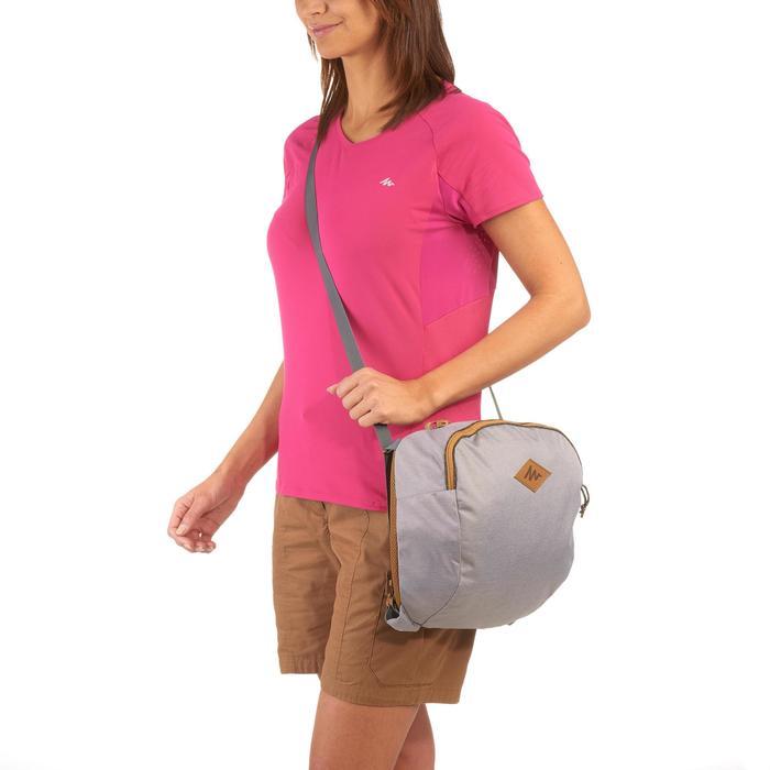 Travel 500 Women's 70L Lockable Backpack - Grey - 1135978