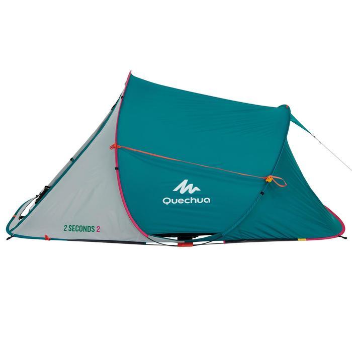 Tente de camping 2 SECONDS | 2 personnes - 1136001